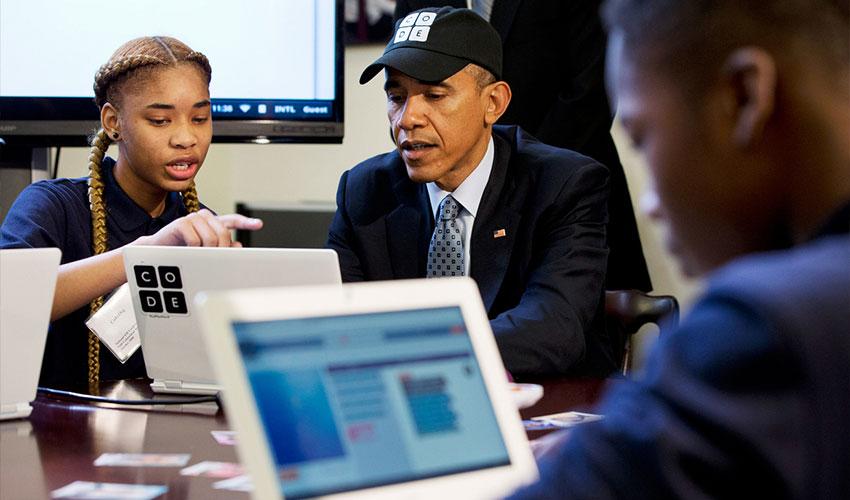 立即报名免费的编程一小时活动:用iPad学编程