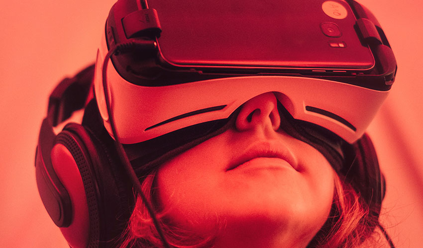 VR开发培训
