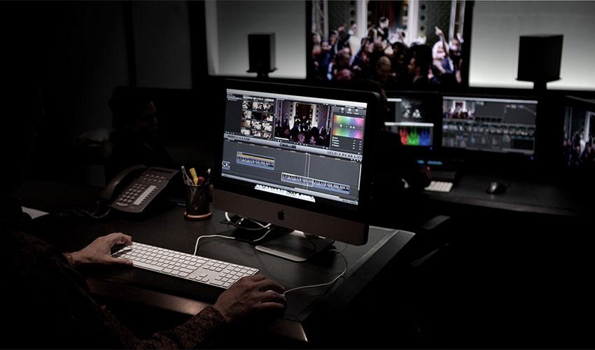 Final Cut Pro X 认证培训
