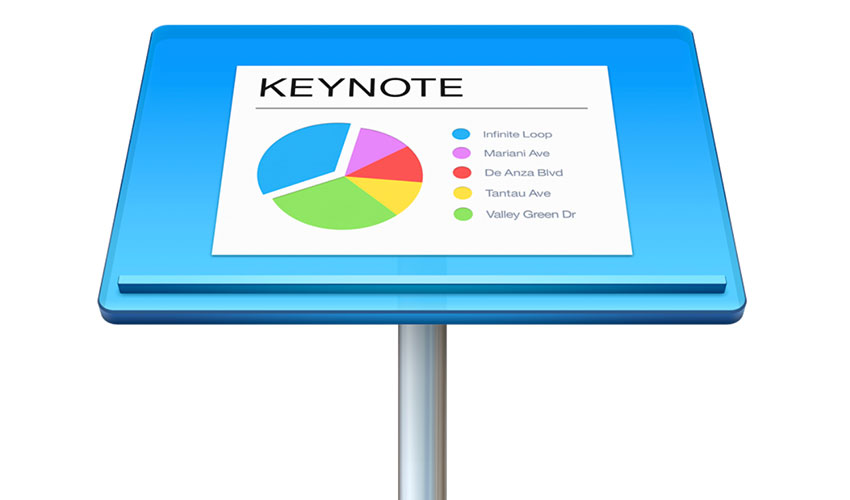 苹果Keynote认证考试
