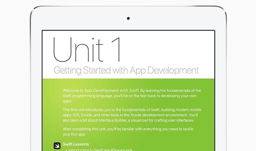 iOS职业开发课程体系