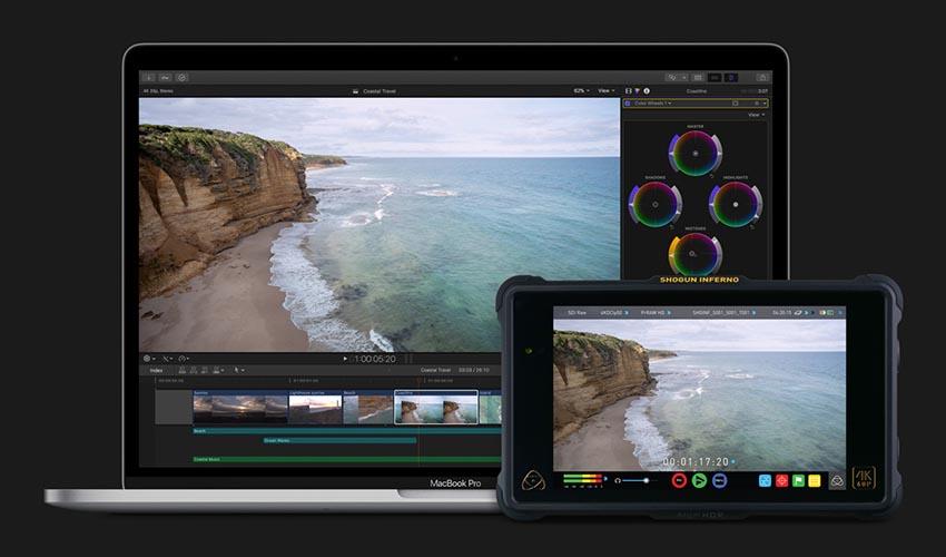Final Cut Pro X 更新推出 ProRes RAW 和高级隐藏式字幕制作工具