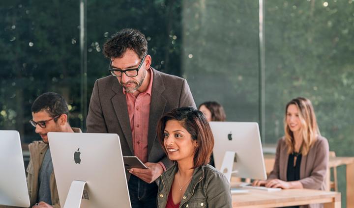 2018年下半年苹果认证讲师师资培训计划公布