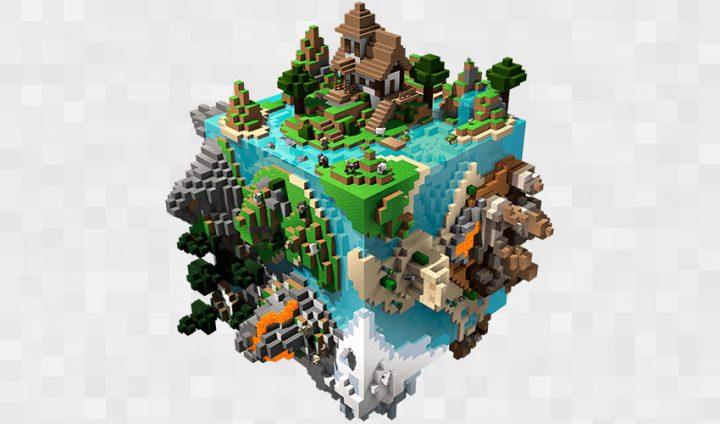 """Minecraft青少年编程课程(""""我的世界""""编程训练营)"""